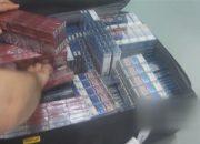 В аэропорту Сочи таможенники изъяли три чемодана сигарет
