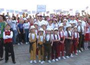 В «Орленке» проходит ассамблея хоров России «Поем для мира»