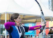 Краснодарская спортсменказавоевала золото Кубка Европы по стрельбе из лука