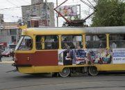 В Краснодаре мужчина умер в трамвае