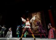 Премьера спектакля «Слуга двух господ» в краснодарском Театре драмы