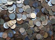 Центробанк перестал чеканить монеты номиналом меньше рубля