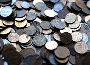 Исследование ЦБ в Краснодаре показало невостребованность двух третей монет