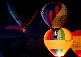 Фестиваль «Небесная Ривьера» на Кубани