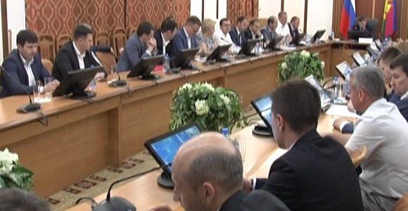 В Краснодаре с 1 июня изменится система финансирования 560 строек