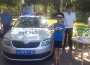 В Краснодаре для семей полицейских провели фестиваль «Все лучшее — детям»