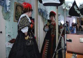 Женщина из Армавира создала коллекцию платьев по мотивам фильма «Три мушкетера»