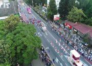 Сочинский карнавал открыл летний туристический сезон на Кубани