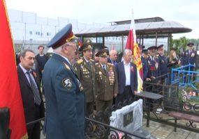 В Краснодаре ветераны МВД Кубани и Казахстана почтили память сослуживца