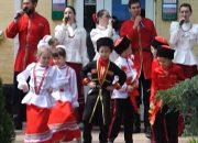 Детскому саду в станице Ленинградской присвоили статус казачьего