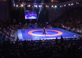 В Краснодаре прошел первый в России «Кубок чемпионов» по борьбе