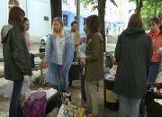 В Краснодаре прошла акция по раздельному сбору мусора