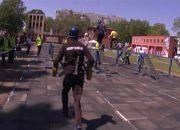В Краснодаре стартовал краевой чемпионат по пожарно-прикладному спорту