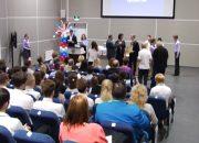 В Краснодаре наградили кубанских победителей школьных олимпиад