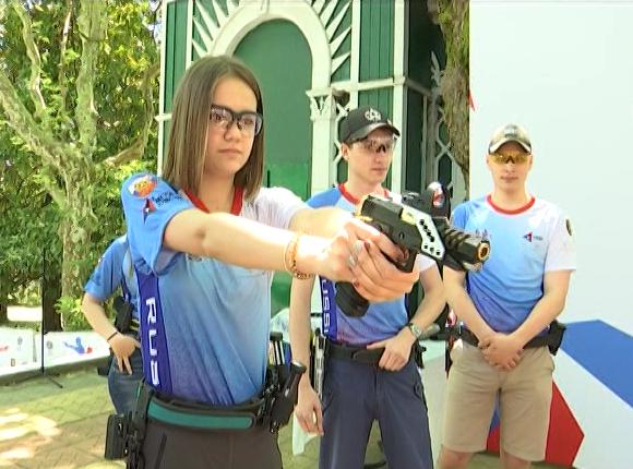 Сочи примет чемпионат мира по стрельбе из пневматического пистолета