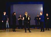 В Краснодаре прошла премьера инклюзивного иммерсивного спектакля «Ночь»