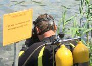 Краснодарские спасатели совместно со школьниками провели учения на воде