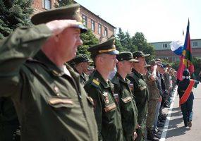 В российской армии ввели должность главного сержанта