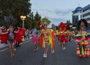 Сочинский карнавал вошел в тройку лучших событий России на выходных