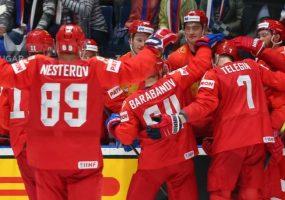 Сборная России по хоккею одержала самую крупную победу в истории