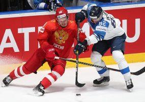 Сборная России по хоккею проиграла Финляндии в полуфинале чемпионата мира