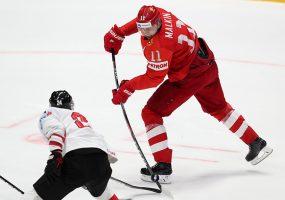 Сборная России разгромила Австрию в матче ЧМ-2019 по хоккею