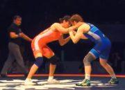 Кубанская спортсменка завоевала серебро международного турнира по борьбе