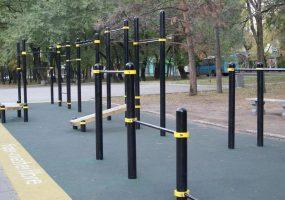 В Краснодаре на спортплощадках будут работать инструкторы