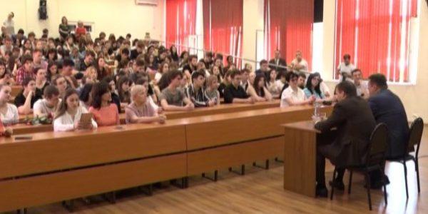 В Краснодаре прошла встреча с председателем Союза журналистов России