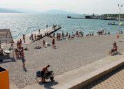 На городском пляже Новороссийска в 2020 году отремонтируют пирсы