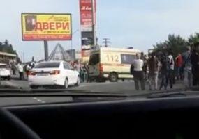 В Сочи очевидцы сообщили об эвакуации вокзала и торговых центров