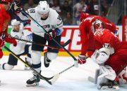 Российские хоккеисты обыграли сборную США и вышли в полуфинал ЧМ-2019