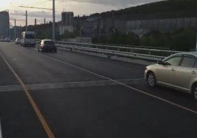 В Новороссийске открыли движение по новой развязке