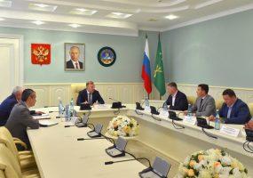 В Адыгее обсудили запуск первого самого мощного в России ветропарка