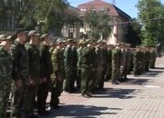 В Славянске-на-Кубани стартовали военно-полевые сборы для школьников