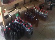 В Сочи изъяли более 10 тонн контрафактного алкоголя