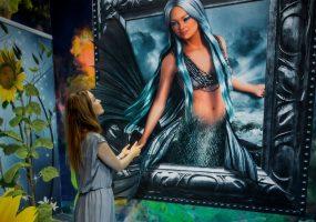 В Краснодаре откроется выставка 3D-картин «Воображариум»