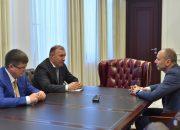 Глава Адыгеи и замруководителя Рособрнадзора обсудили готовность к ГИА
