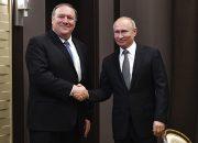 Госсекретарь США назвал переговоры с Путиным в Сочи успешными
