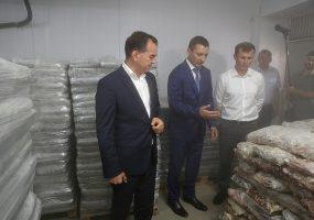 Вениамин Кондратьев: мы должны подорвать экономику нелегального рыбного промысла