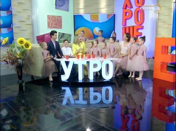 Педагог по танцам Анна Рубцова: самых маленьких можно заинтересовать через игру