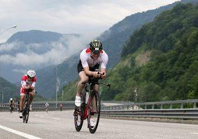 В Сочи 1 июня пройдут соревнования по триатлону IRONSTAR