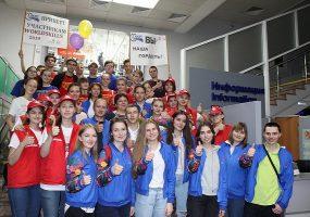 Команда Кубани попала в десятку победителей чемпионата «Молодые профессионалы»