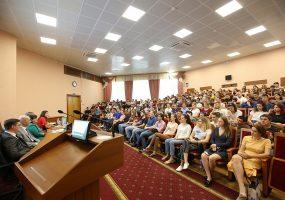 В Краснодаре на базе кубанского вуза открыли бизнес-школу