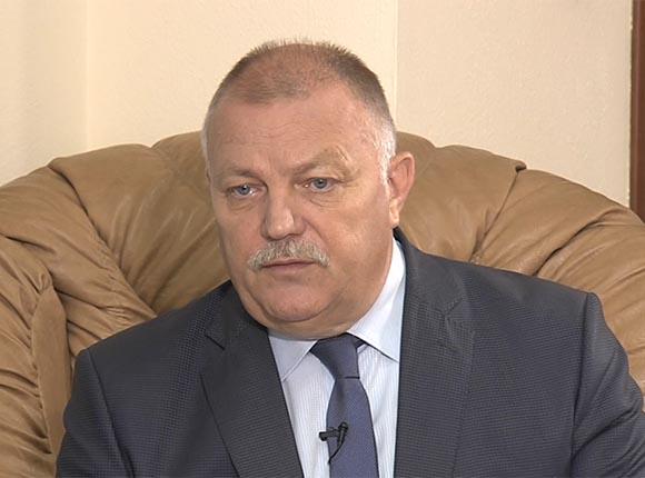 Интервью с министром ГО и ЧС Краснодарского края Сергеем Капустиным