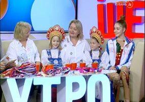 Гимнастка Алиса Тищенко: в Европе я ощутила незабываемые эмоции