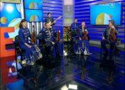 Лариса Городжанова: наш оркестр играет тематические программы