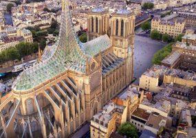 Пять архитектурных «фениксов» со всего мира