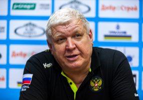 Тренеру гандбольной «Кубани» Трефилову вручили бронзу ЧР дома