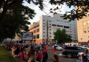В Краснодаре эвакуировали посетителей ТРЦ «Галерея»